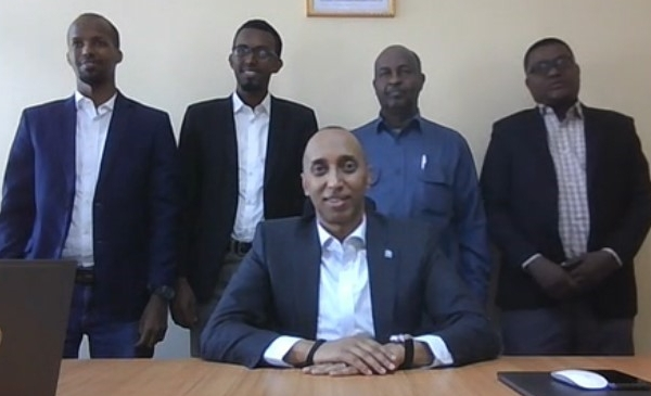 Turkish Court of Accounts Contributing to Enhanced ICT-Audit Capacity in OAG Somalia