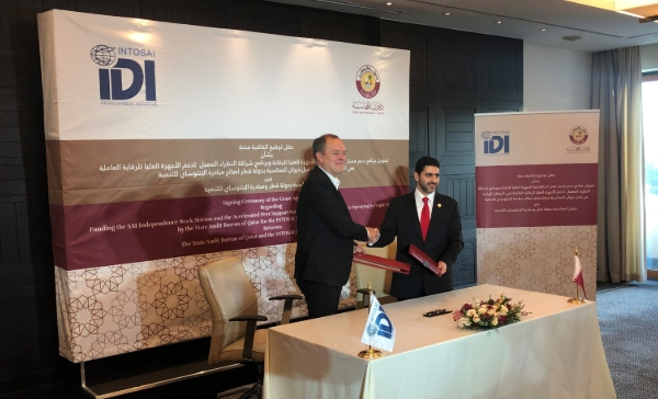 Qatar Backs IDI Independence Work