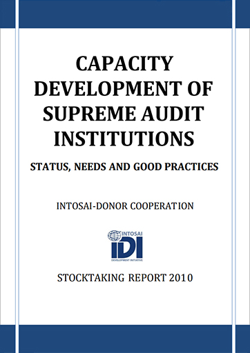 2010 Global SAI Stocktaking Report Cover