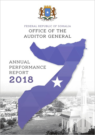 Office of the Auditor General of Somalia - Performance Report 2018