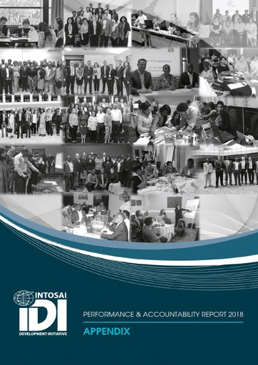 IDI Performance and Accountability Report 2018 Appendix Cover