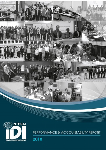IDI Performance and Accountability Report 2018 Cover