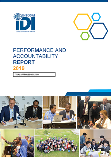 IDI Performance and Accountability Report 2019 Cover