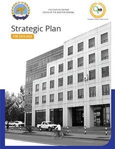 SAI Eritrea Strategic Plan cover