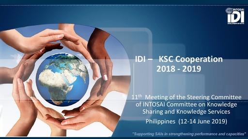 IDI   KSC cooperation