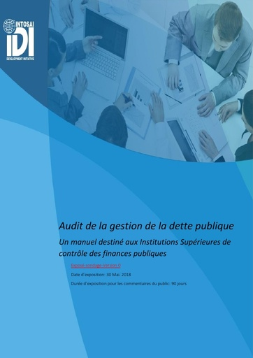 Handbook on Audit of Public Debt Management - Version 0 (French)