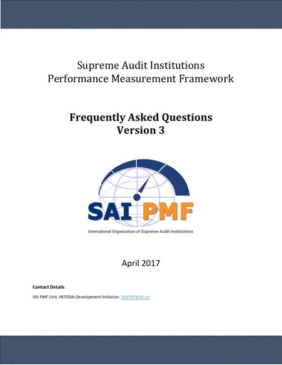 SAI PMF Frequently Asked Questions 19 April 2017 v3