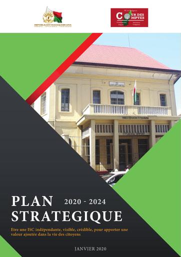 SAI Madagascar Strategic Plan 2020-2024 (français)