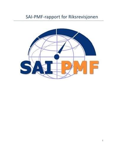 Norwegian Assesment of SAI PMF