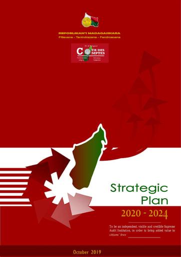 SAI Madagascar Strategic Plan 2020-2024 (English)