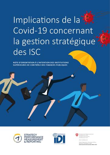 Implications de la COVID-19 concernant la gestion stratégique des ISC