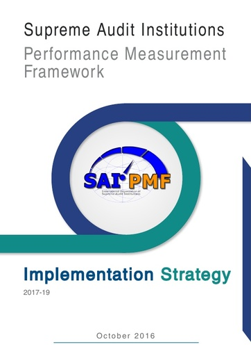 SAI PMF Implementation Strategy, 2017 19