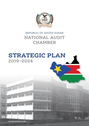 SAI South Sudan Strategic Plan 2019–2024