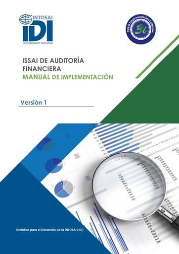 Financial Audit ISSAI Implementation Handbook-Version 1 (Spanish)