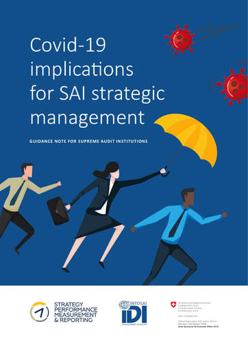 COVID-19 implications for SAI strategic management